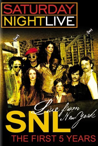 Saturday Night Live Anthology The First Five Years DVD Nr