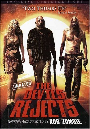 Devil's Rejects Moseley Haig Mehiltz DVD Ur Ws