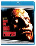 House Of 1000 Corpses Wilson Haig Black Moseley Blu Ray R