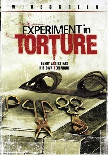 Experiment In Torture Connor Faritous Montanez Ws R
