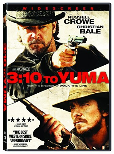 3 10 To Yuma (2007) Crowe Bale Fonda DVD R