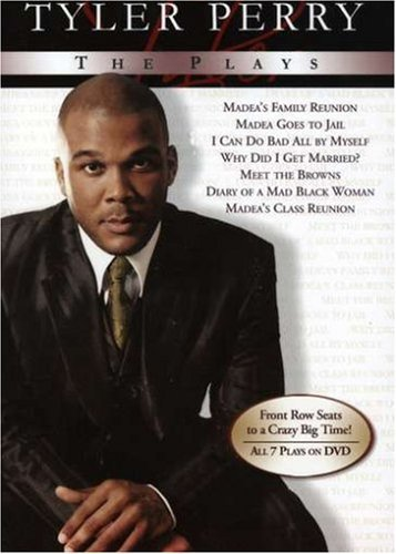 Tyler Perry The Plays DVD Nr