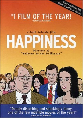 Happiness Adams Hoffman Baker Boyle DVD Nr