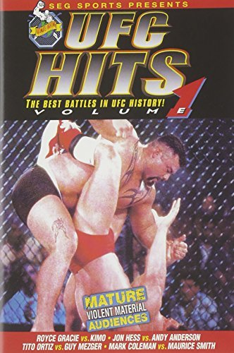 Vol. 1 Ufc Hits Ultimate Fighting Championship Clr Nr