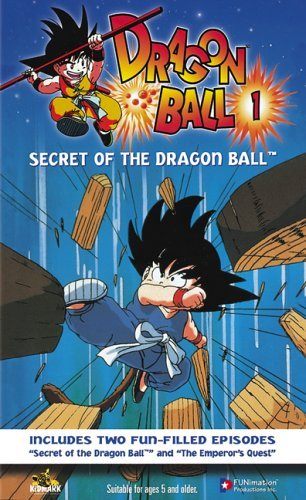 Dragon Ball Saga Of Goku Clr St Spa Sub Nr 2 DVD