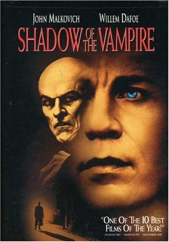 Shadow Of The Vampire Malkovich Dafoe Elwes Izzard Clr Ws R Coll. Ed.