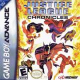 Gba Justice League Chronicles