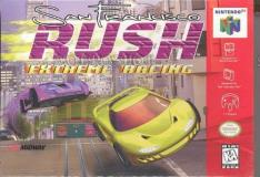 Nintendo 64 San Francisco Rush E
