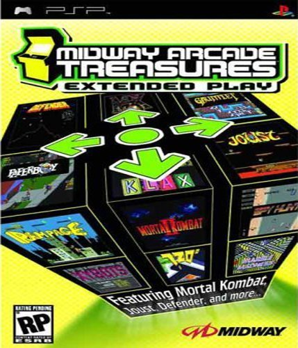Psp Midway Arcade Ultimate Collection