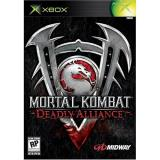 Xbox Mortal Kombat Deadly Alliance