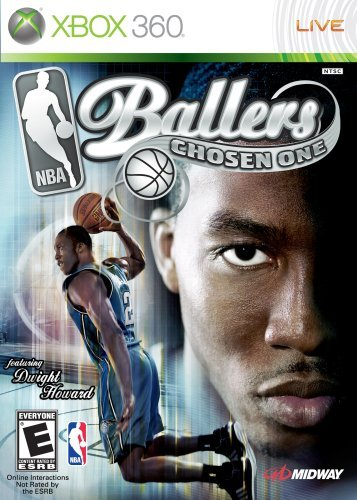 Xbox 360 Nba Ballers Chosen One