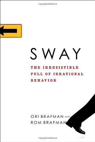 Rom Brafman Sway The Irresistible Pull Of Irrational Behavior