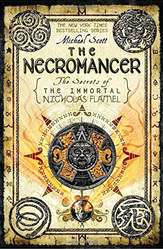michael-scott-the-necromancer-secrets-of-the-immortal-nicholas-flamel-vol-4