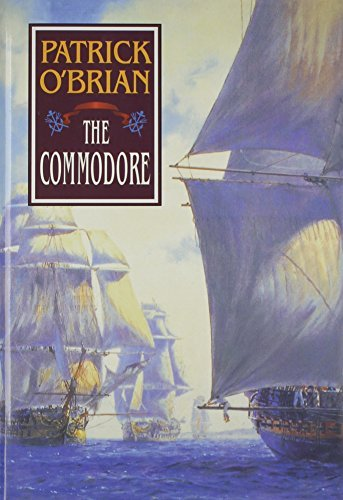 Patrick O'brian The Commodore