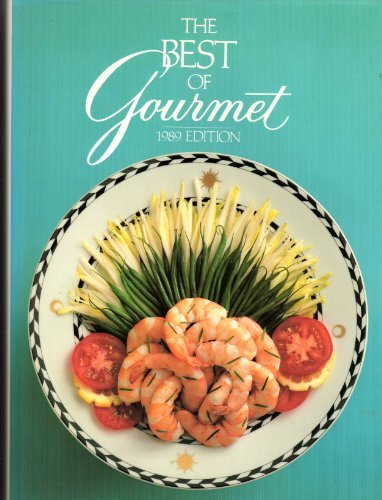 Gourmet Magazine Editors Best Of Gourment Volume 4 (best Of Gourmet)