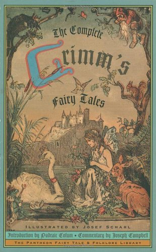 Jacob Grimm Complete Grimm's Fairy Tales Hb (revised) Revised