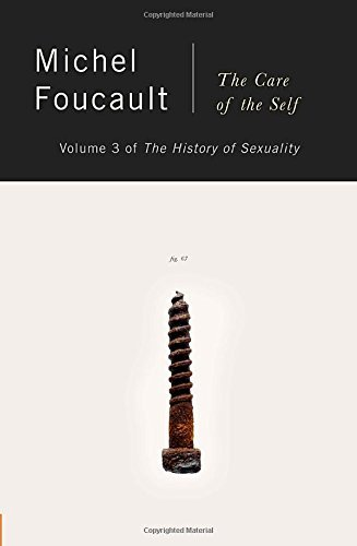 Michel Foucault The Care Of The Self