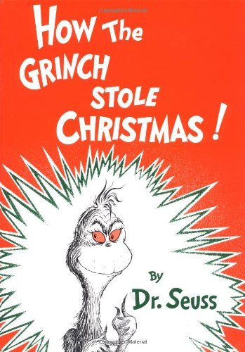 Dr Seuss How The Grinch Stole Christmas!