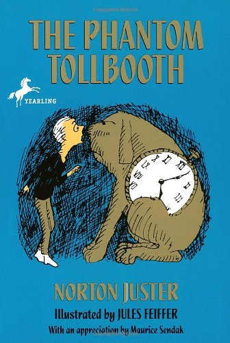 Norton Juster The Phantom Tollbooth 0035 Edition;anniversary