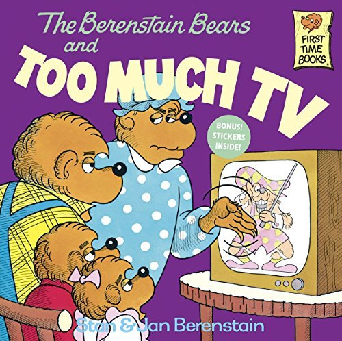 Stan Berenstain The Berenstain Bears And Too Much Tv