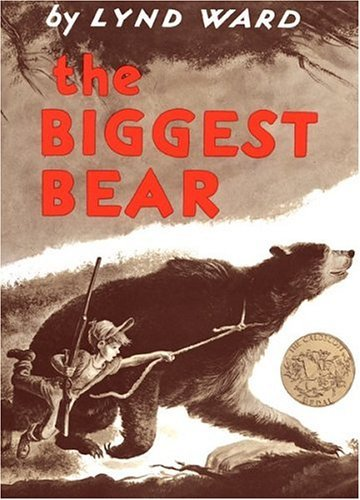 Lynd Ward The Biggest Bear