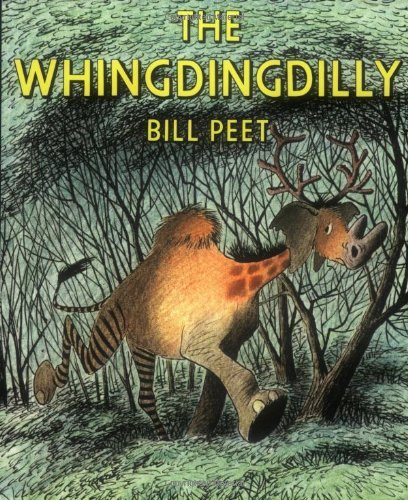 Bill Peet The Whingdingdilly