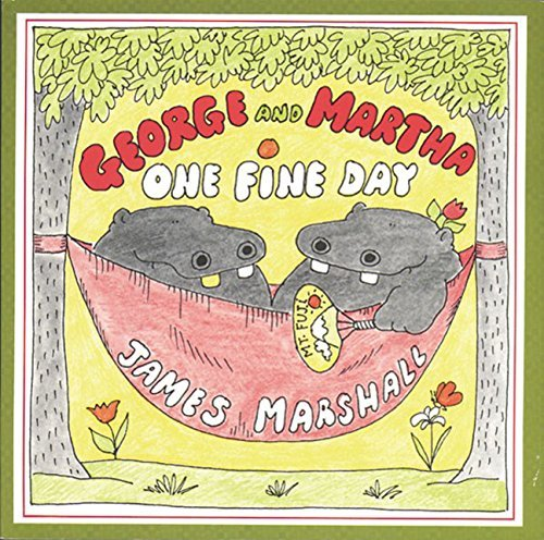 James Marshall George And Martha One Fine Day