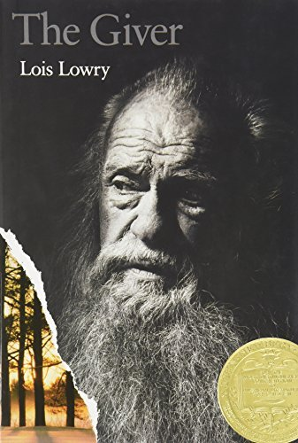 Lois Lowry Giver The