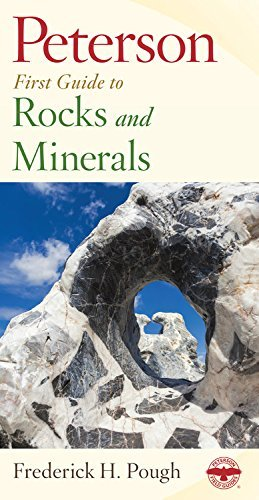 Frederick H. Pough Peterson First Guide To Rocks And Minerals