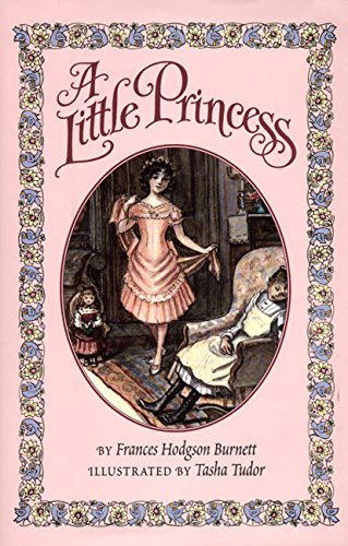 Frances Hodgson Burnett A Little Princess [with Satin Ribbon]