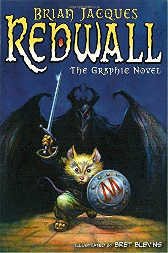 Brian Jacques Redwall The Graphic Novel