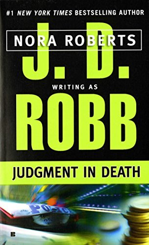 J. D. Robb Judgment In Death