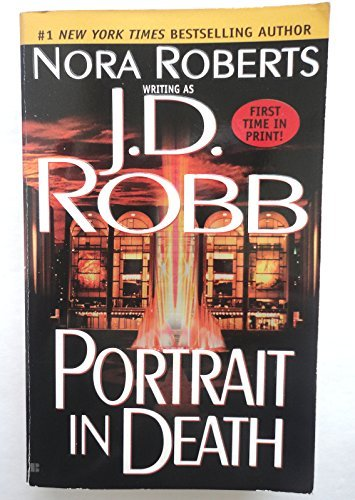 J. D. Robb Portrait In Death