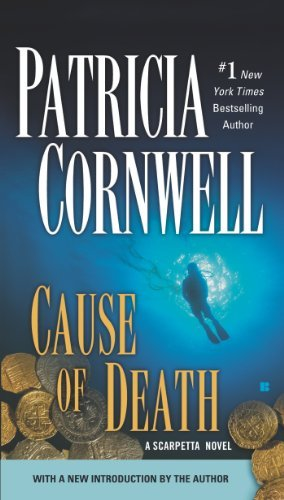 Patricia Daniels Cornwell Cause Of Death Scarpetta (book 7)