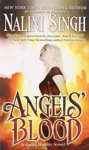 Nalini Singh Angels' Blood