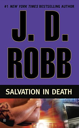 J. D. Robb Salvation In Death