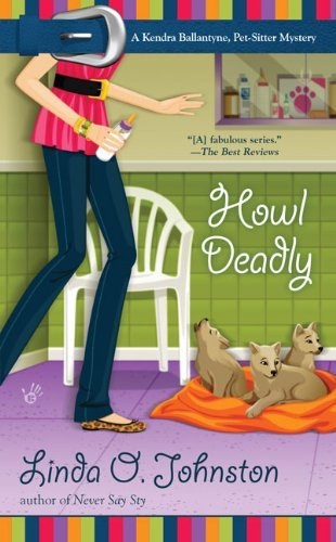 Linda O. Johnston Howl Deadly