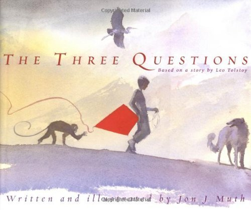 Jon J. Muth The Three Questions Revised 2005