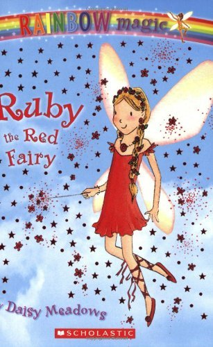 Daisy Meadows Ruby The Red Fairy