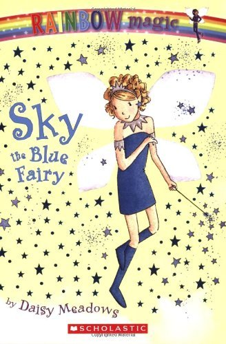 Daisy Meadows Sky The Blue Fairy
