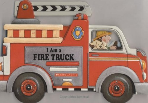 Josephine Page I'm A Fire Truck