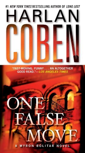 Harlan Coben One False Move