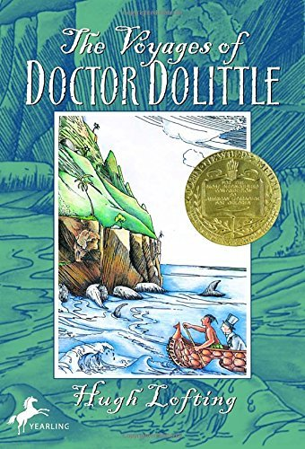 Hugh Lofting The Voyages Of Doctor Dolittle