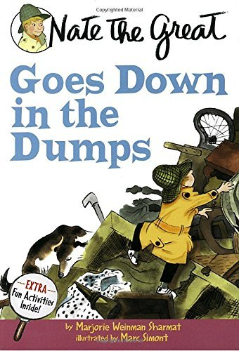 Marjorie Weinman Sharmat Nate The Great Goes Down In The Dumps