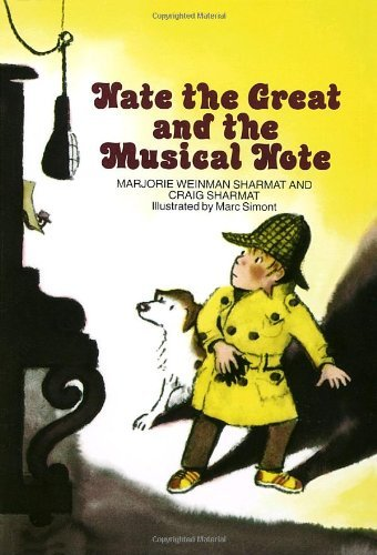 Marjorie Weinman Sharmat Nate The Great And The Musical Note