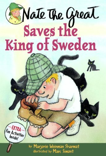 Marjorie Weinman Sharmat Nate The Great Saves The King Of Sweden