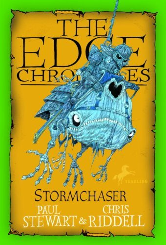 Paul Stewart Edge Chronicles Stormchaser