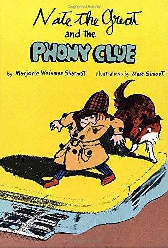 Marjorie Weinman Sharmat Nate The Great And The Phony Clue