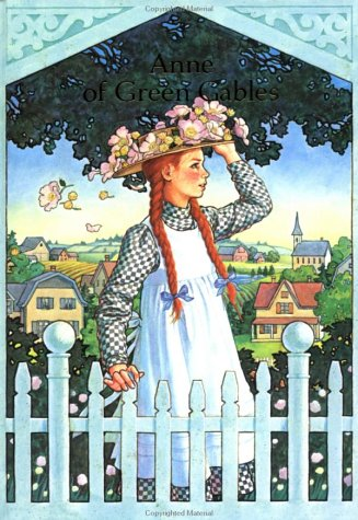 Lucy Maud Montgomery Anne Of Green Gables