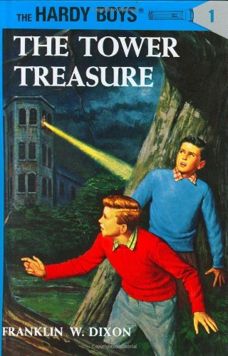 Franklin W. Dixon Hardy Boys 01 The Tower Treasure